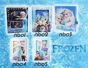 FROZEN NOTEBOOK