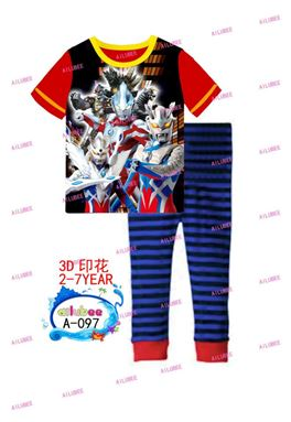Pyjamas Set - Ultraman A-097