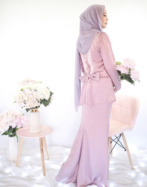NAURA IN ROSE PINK
