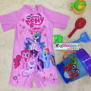 PONY SWIM SUIT