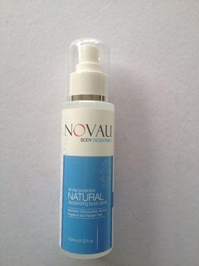 Novau Body Deodorant