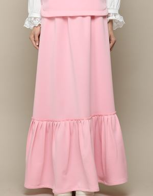 ADELINE SKIRT IN PINK