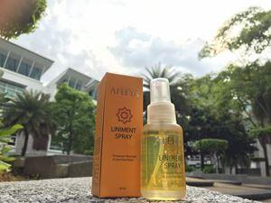Afeeya Liniment Spray