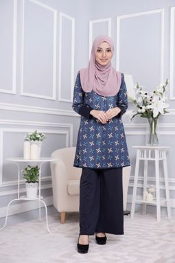 Rania Exclusive RE05 (Blouse Only) - saiz M and XL sold out, others available