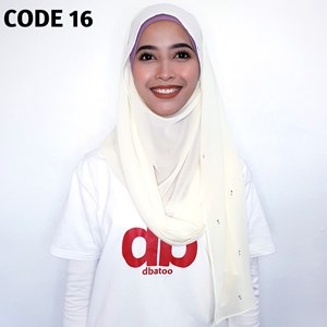Shawl Pantas Dbatoo Code 16