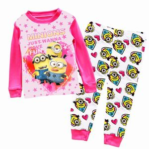 @  PJL 002/17 MINNION JUST WANNA HAVE FUN  ( SZ 2-7Y )