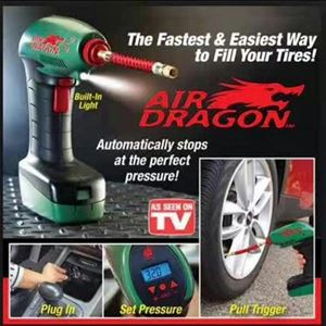 AIR DRAGON PORTABLE AIR COMPRESSOR N01090