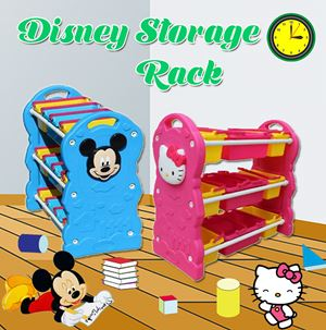 Disney Storage Rack