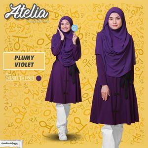 Atelia ( Plummy Violet )