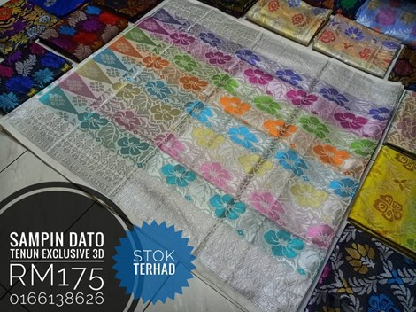 SM3D-84- SAMPIN DATO TENUN EXCLUSIVE 3D