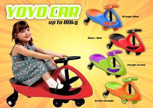 Yoyo Car black  wheel