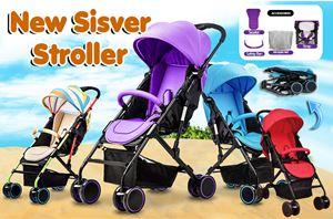 New Sisver Stroller