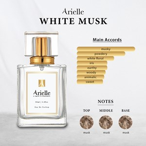 White Musk 50ml