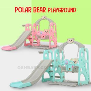 POLAR BEAR PLAYGROUND ETA 15 JULY 20