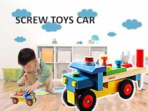 SCREW TOYS CAR N00900