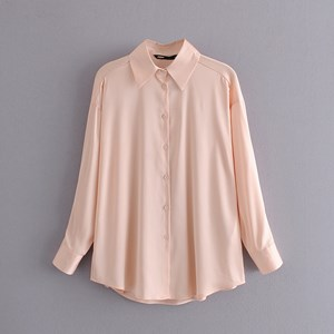 Basic Shirt (Peach)