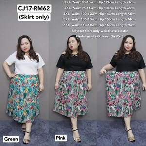 CJ17 Ready Stock  * Waist 80-146cm