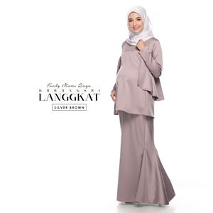 Sri Langgkat Kurung - Silver Brown