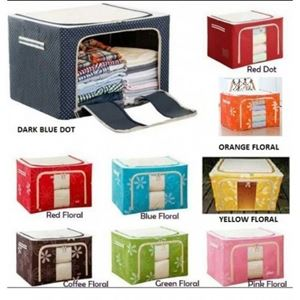 FOLDABLE STORAGE BOX 66L