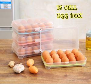 15 CELL EGG BOX
