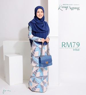 KURUNG AGUNG IRONLESS IN TRIBAL