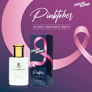 (PTMS) CITRUS INVICTUS EDP 30ml (PINKTOBER) (SINGLE)