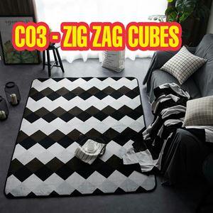 C03 - Zig Zag Cubes