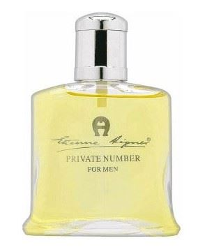 Aigner Private Number for men 100ml