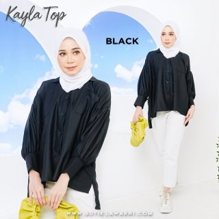 KAYLA TOP BLACK