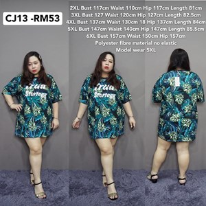 CJ13 *Pre-Order * Bust117-157cm