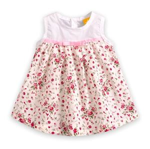 FLOWER CUTE BABY DRESS