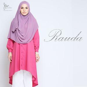 RAUDA 06 (Seductive Pink)