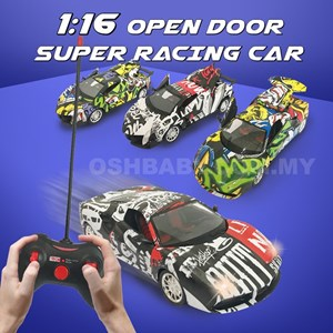 1:16 OPEN DOOR SUPER RACING CAR