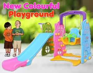 New Colourful Playground