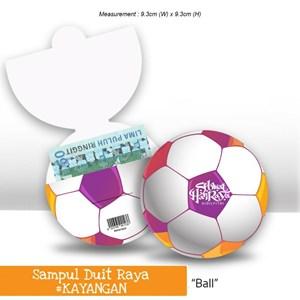 SAMPUL DUIT RAYA KAYANGAN - BALL