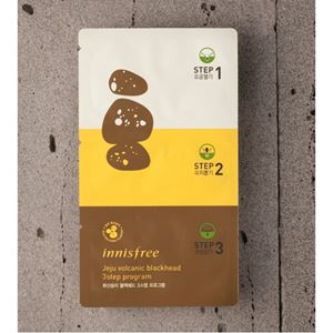 INNISFREE Jeju Volcanic Blackhead 3 Step Program 1pc