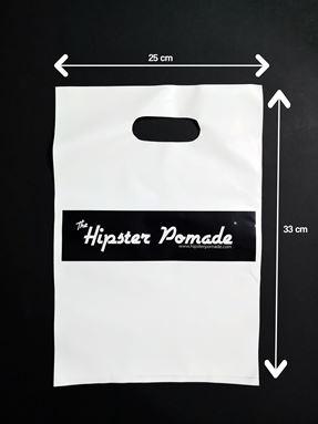 PLASTIK BAG HIPSTER POMADE