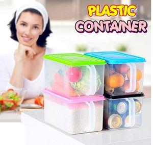 PLASTIC CONTAINER N01038
