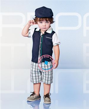 @  M3801 BOY 2 PCS SET