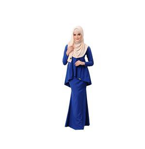 LESSA KURUNG - ROYAL BLUE