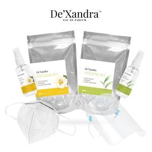 De'Xandra Hygiene kit - Green Tea