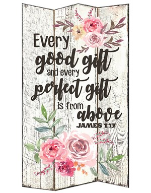 Every Perfect Gift is From Above