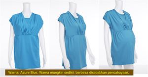 Little AZURE BLUE Dress Ver.2