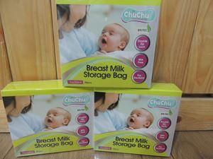 CHUCHU - BREAST MILK STORAGE BAG