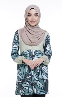 Ella Misaki (QM117)  Blouse - Size S and XXL sold out, others available
