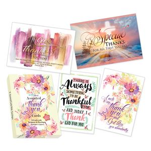 Thank You Cards - Boxed (English)