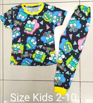 Pyjamas KEROPPI BLACK : KIDS size 2 - 10
