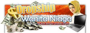 DROPSHIP WANITA NIAGA Registration Package