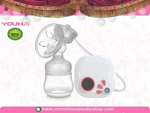 YOUHA DAINTY 2IN1 BREASTPUMP (RECHARGEABLE)