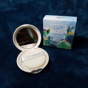 INNISFREE 2018 Jeju Color Picker Edition No sebum Dot Pact 8.5g